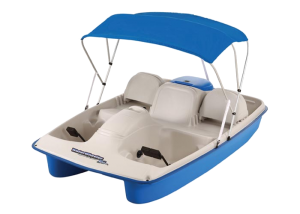 Electric Paddle Boat Rental